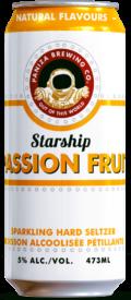 Hard Seltzer Passion Fruit