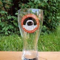 Paniza Brewing Branded Pilsner Glass